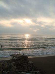 Beach On Sun