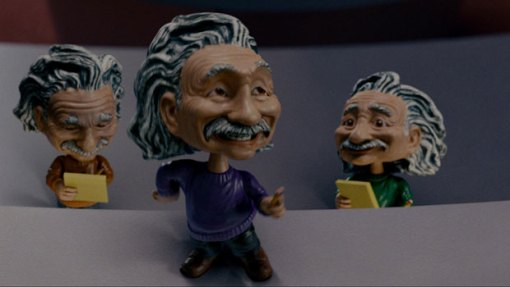 The Einsteins