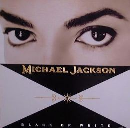 Black Or White Single Cover