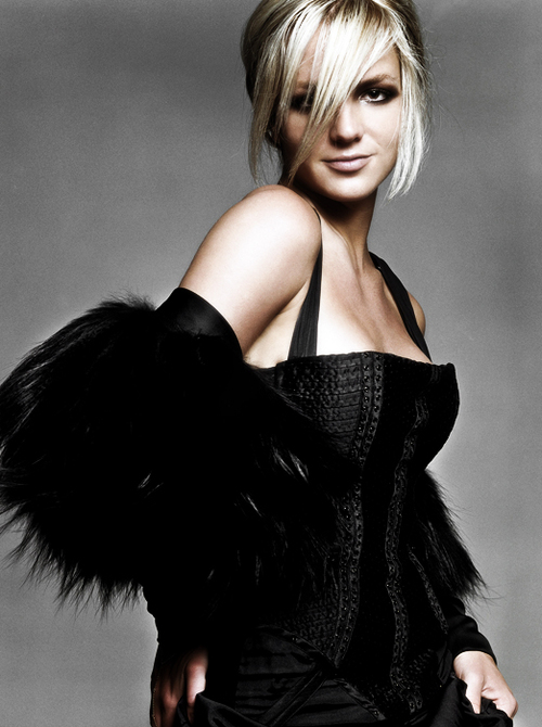 Britney Dark Angel