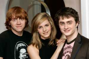 BRITAIN HARRY POTTER