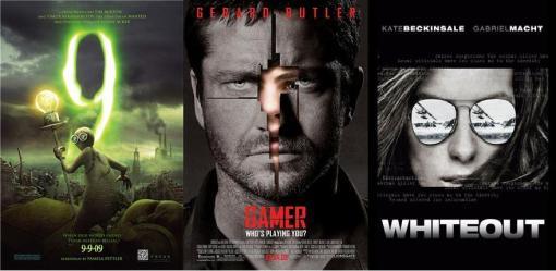 9, Gamer, Whiteout