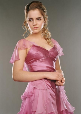 Hermione for Yule Ball