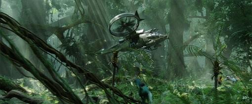 Pandora's jungle