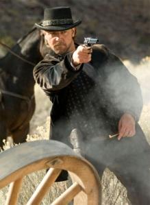 Russell Cowe as Ben Wade