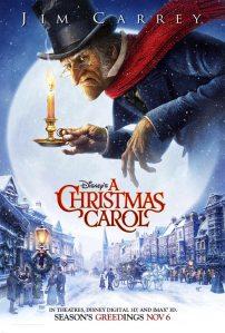 A Christmas Carol (teaser poster)