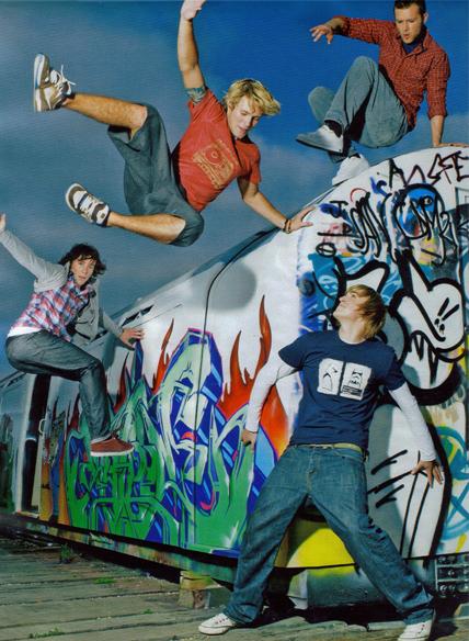 McFly Graffitti