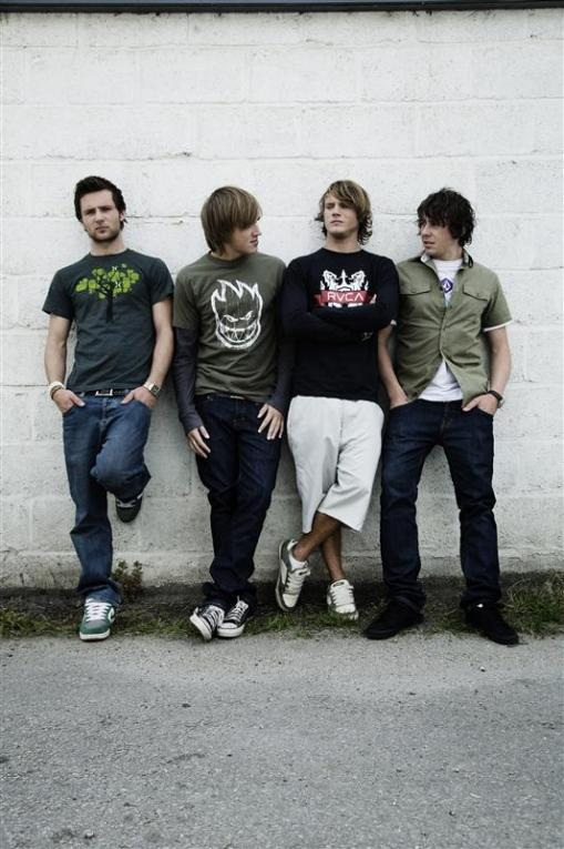McFly on Wall