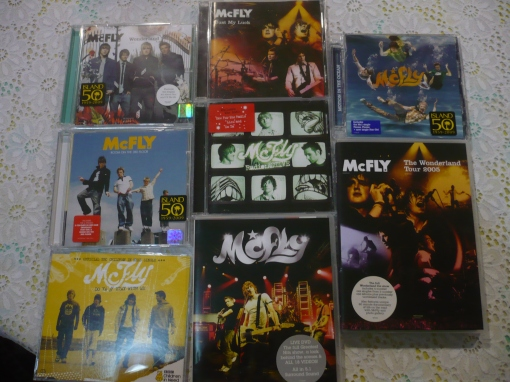 McFly Discography